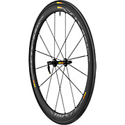 Mavic Cosmic Carbone 40 Clincher Front Wheel 2015