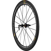 Mavic Cosmic Carbone 40 Clincher Rear Wheel 2015