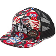 Vans Classic Patch Trucker Plus SS16