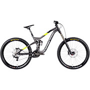 Vitus Dominer DH Suspension Bike - Zee 2017