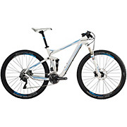Bergamont Fastlane 8.4 FMN Female Suspension Bike 2014
