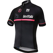 Santini Giro dItalia Maglia Nero Line Jersey 2016