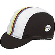 Santini UCI Rainbow Fashion Line Cotton Race Cap 2016