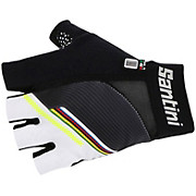 Santini UCI Rainbow Fashion Line Race Mitts 2016