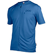 POC Trail Light Zip Short Sleeve Jersey 2016