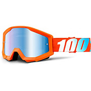 100 Strata Youth Goggles - Mirror