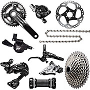 Shimano XT M8000 2x11 Complete Groupset