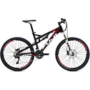 Fuji Belle 1.1  Ladies Suspension Bike 2014