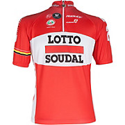 Vermarc Lotto Soudal Short Sleeve Jersey 2016