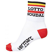 Vermarc Lotto Soudal Socks 2016