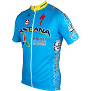 Nalini Astana Short Sleeve Jersey 2016