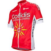 Nalini Cofidis Short Sleeve Jersey 2016