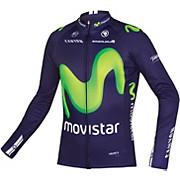 Endura Movistar Team Jersey - Long Sleeve 2016
