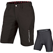 Endura Singletrack III Shorts with Liner SS16