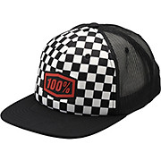 100 Checkers Trucker Youth Hat SS17
