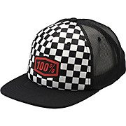 100 Checkers Trucker Hat SS17