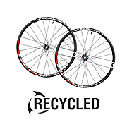 Fulcrum Red Metal 3 6-Bolt Wheelset - Ex Display 2013