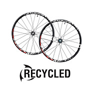 Fulcrum Red Metal 3 6-Bolt Wheelset - Ex Display 2013
