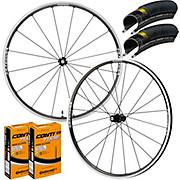 Shimano Ultegra 6800 Wheelset Tyre & Tube Bundle