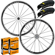 Fulcrum Racing Quattro LG Wheels Tyres & Tubes
