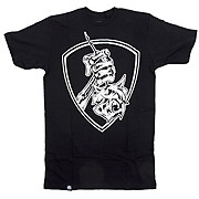 Subrosa Rose Shield Tee