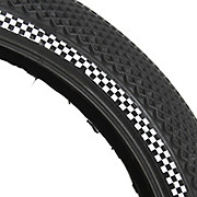 Cult x Vans Checkered Sidewall BMX Tyre