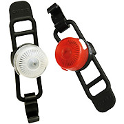 Cateye Loop 2 Front & Rear Set - Rechargeable