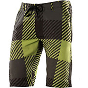 Troy Lee Designs Connect Shorts Lime 2015