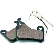 Clarks Finned Replacement Pads-Shimano XTR