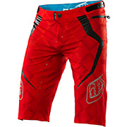 Troy Lee Designs Ace Shorts Elite Red 2015