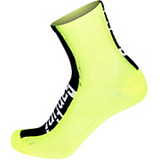 Santini Flag High Profile Coolmax Sock