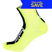 Santini Flag High Profile Coolmax Sock