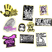 Bicycle Union Assorted Sticker Pack