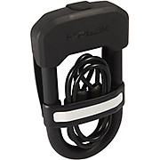 Hiplok D Lock with Cable
