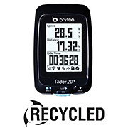 Bryton Rider 20+E GPS Computer - Refurbished
