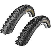 Schwalbe Hans Dampf & Rock Razor MTB Tyre Combo