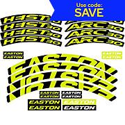 Easton Heist - Arc 30 MTB Rim Decal Kit