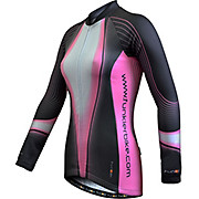 Funkier Ladies Long Sleeve Winter Jersey