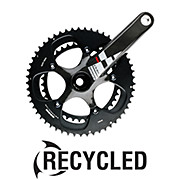 SRAM Red Black GXP 2x10sp Chainset - Cosmetic 2012