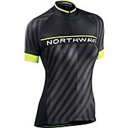 Northwave Womens Logo 3 Jersey SS17