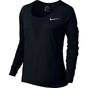 Nike Womens ZNL Relay Long Sleeve Top