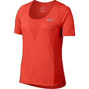 Nike Womens ZNL Relay Short Sleeve Top