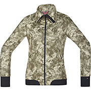 Gore Bike Wear Womens Power Trail Print WS SO Jacket