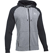 Under Armour Sportstyle Full Zip Tri Hoodie SS17