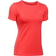 Under Armour Womens HeatGear Armour Short Sleeve Top SS17