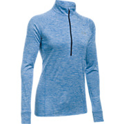 Under Armour Womens Tech 1-2 Zip Twist Top SS17