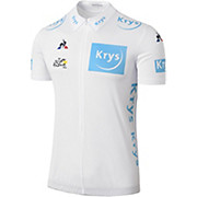 Le Coq Sportif Tour de France 2017 Replica Jersey White SS17