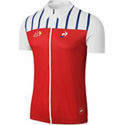 Le Coq Sportif TdF Dedicated Jersey Red SS17
