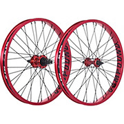 Blank Compound XL BMX Wheelset