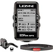 Lezyne Super GPS HRSC Loaded